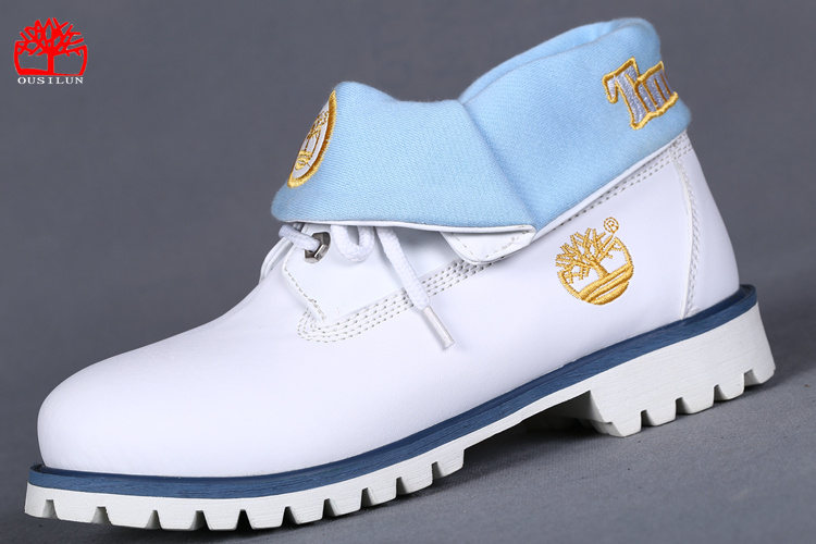 Timberland Roll top Femme Soldes Chaussures Timberland